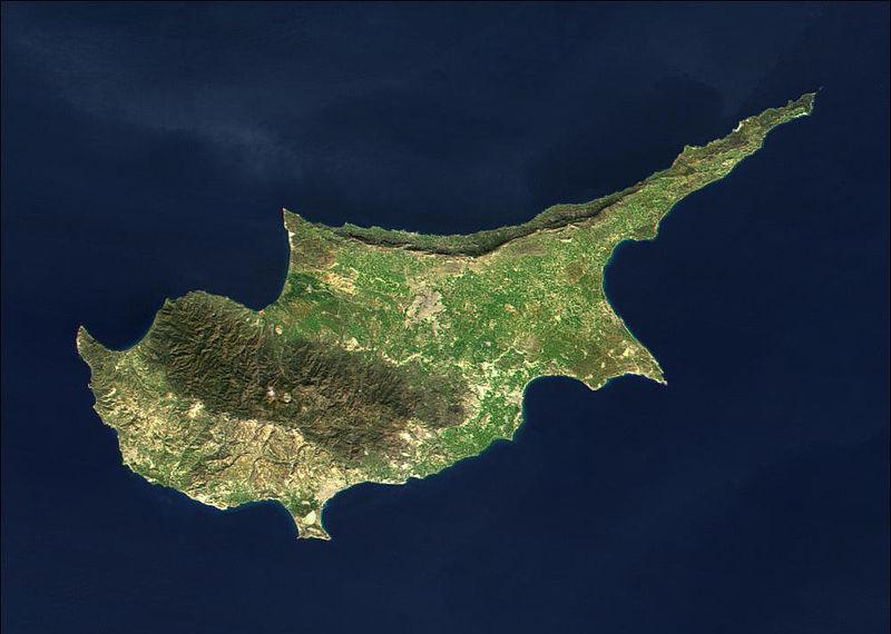 isla Chipre