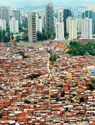 favelas Sao-paulo